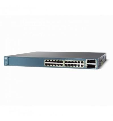 Cisco WS-C3560E-24TD-E 24G